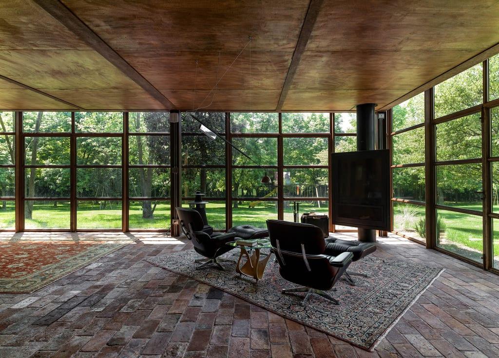 foto-di-giardino-d-inverno-in-stile-moderno-di-zanon-architetti-associati