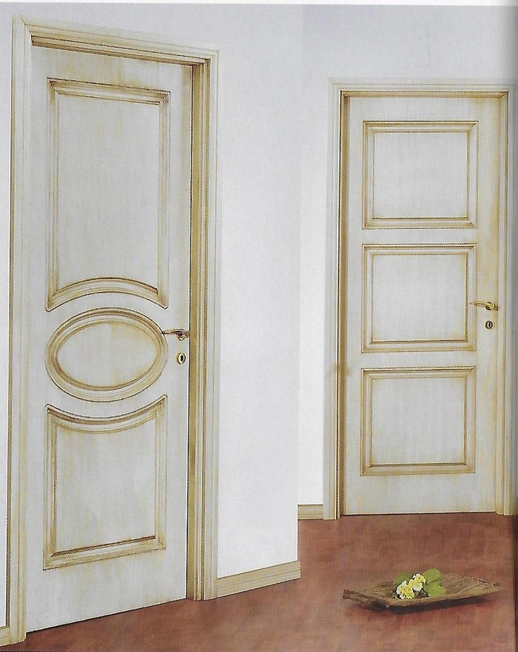 porte classiche biaanco