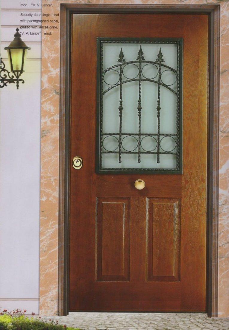 Porte Duegi Di Giorgio Giunta for Porte Blindate Con Vetro Prezzi