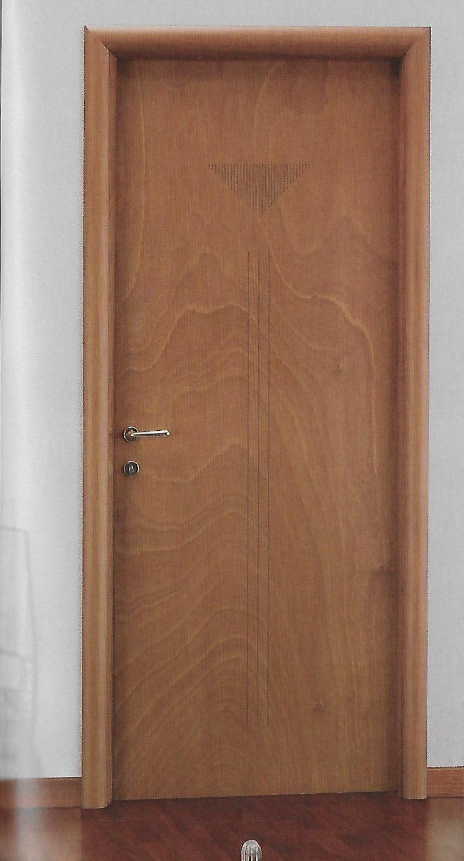 Porta Moderna Legno a
